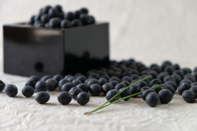 黒豆の冷凍保存のし方とコツ。煮汁は分けるか一緒?どれくらいもつ?