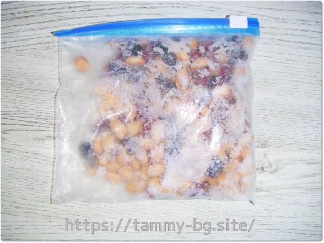 蒸し大豆や水煮大豆を【冷凍保存】で長く楽しむ。