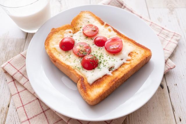 ピザ用チーズの冷凍でくっつかない方法は?