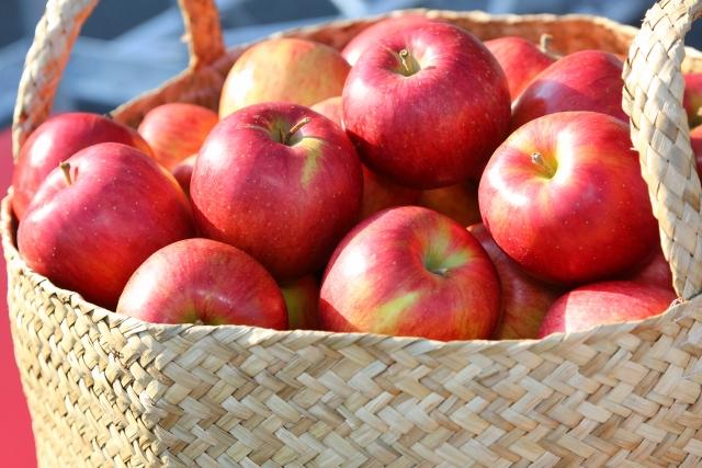 りんごが茶色!中身が変色してるのは食べられる?原因や見分け方は?のイメージ