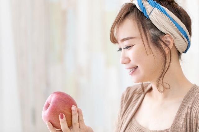 りんご 見分け方
